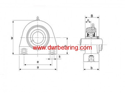 THERMOPLASTIC BEARING UNITS-TP-SUCTB200